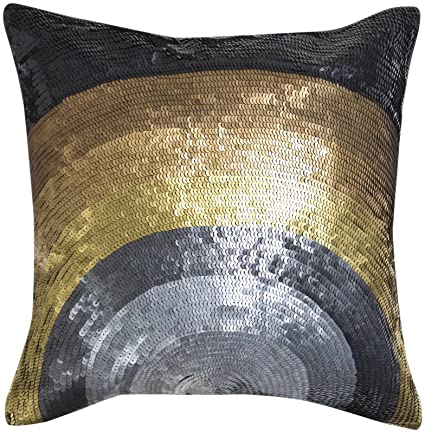 metallic pillows image jonathan throw alt modern cowhide pillow x for category decor inventory adler holding