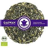 """N° 1169: Tè verde biologique in foglie""""Sencha Arancio"""" - 100 g - GAIWAN GERMANY - tè in foglie, tè bio, tè verde dalla Cina, tè cinese, arancia, calendula"""