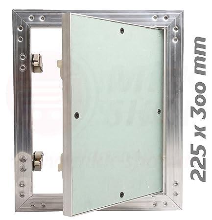 Inspection Flap GK Inserts 225 x 300 mm Plasterboard 12.5 mm ...