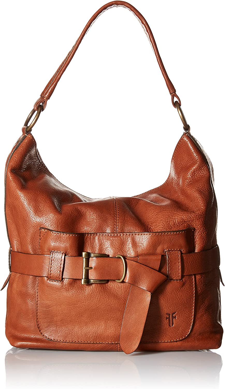 FRYE Kayla Knotted Hobo Bag