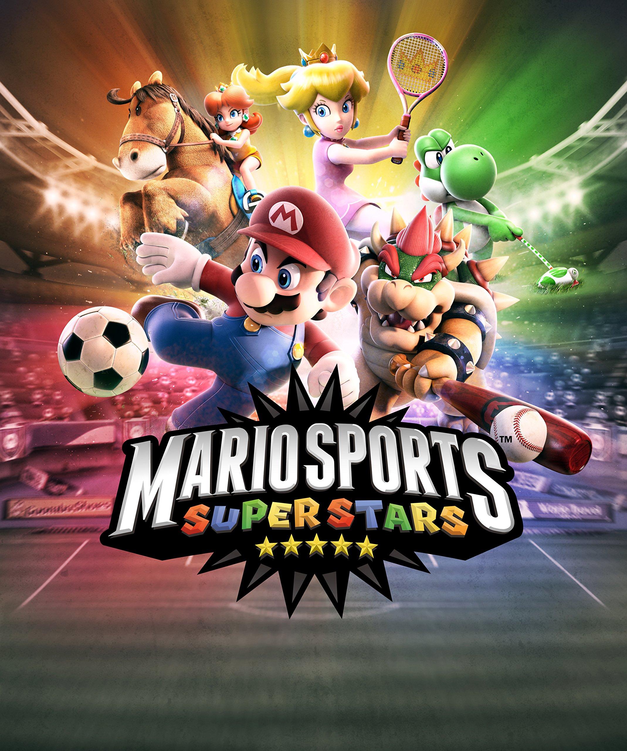 Mario Sports Superstars - 3DS [Digital Code]