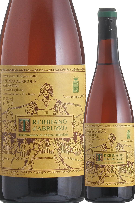 2002 トレッビアーノ [並行輸入品] ダブルッツォ ヴァレンティーニ Trebbiano 2002 d'Abruzzo valentini Trebbiano 2002 [並行輸入品] B07594L276, アイシートレーディング:fd7855f5 --- yogabeach.store