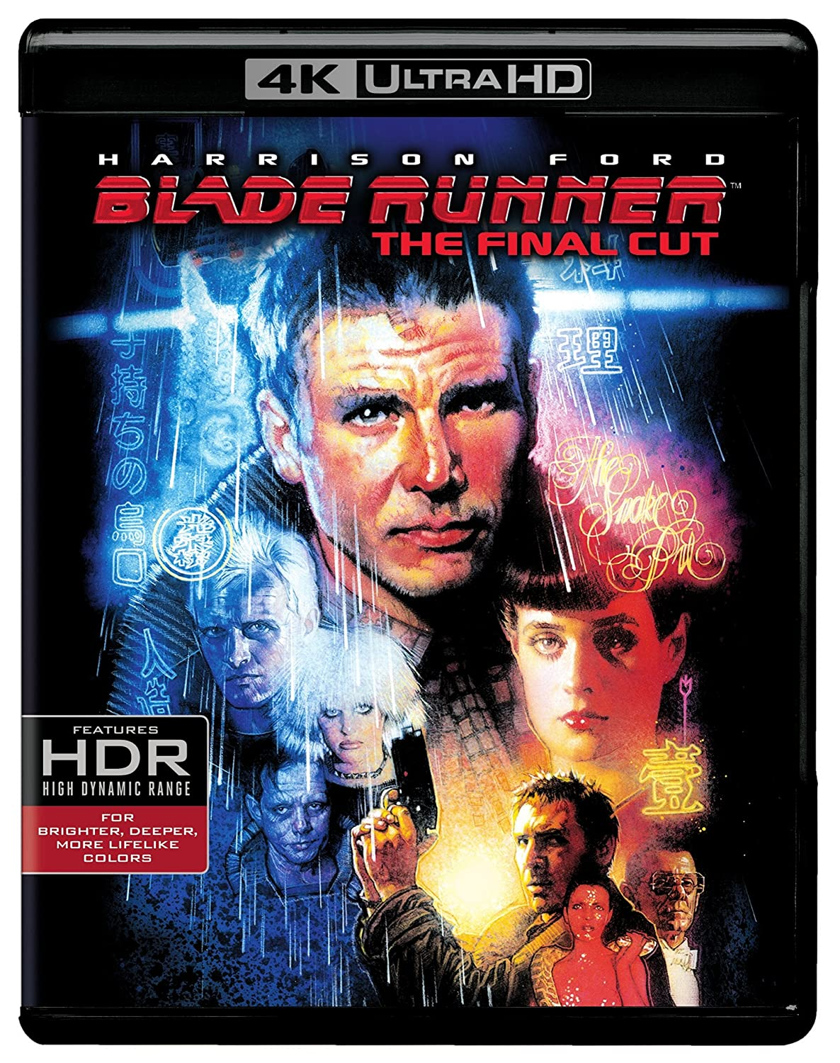 Blade Runner: The Final Cut 4k UHD