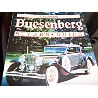 Illustrated Duesenberg Buyer's Guide (Illustrated Buyer's Guide)