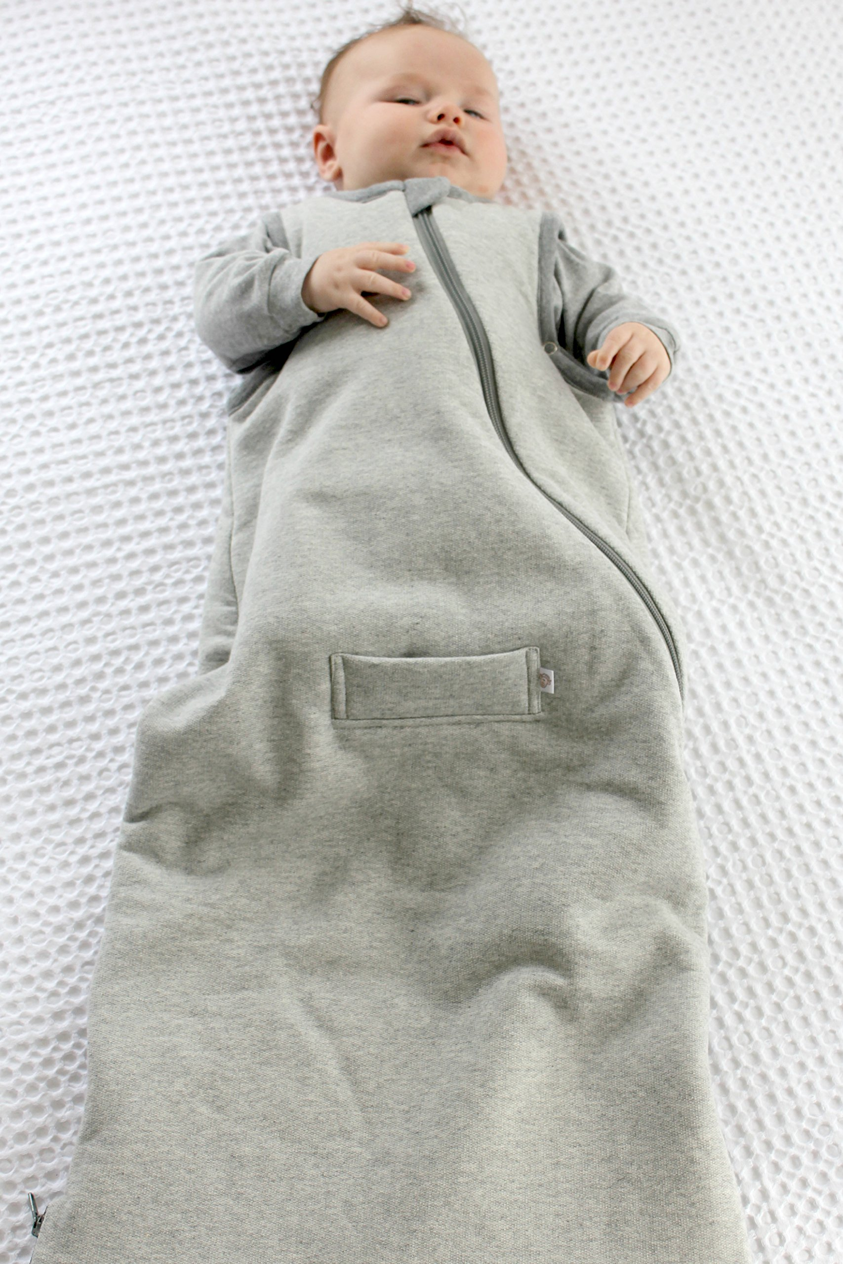 WINTER HIGH COUNTRY DELUXE MERINO baby Sleeping Bag/ Sleep Bag, 0-2 yrs old, Moonlight