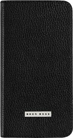 Hugo Boss 17213 - Funda tipo libro para Samsung Galaxy S5 G900F, negro: Amazon.es: Electrónica