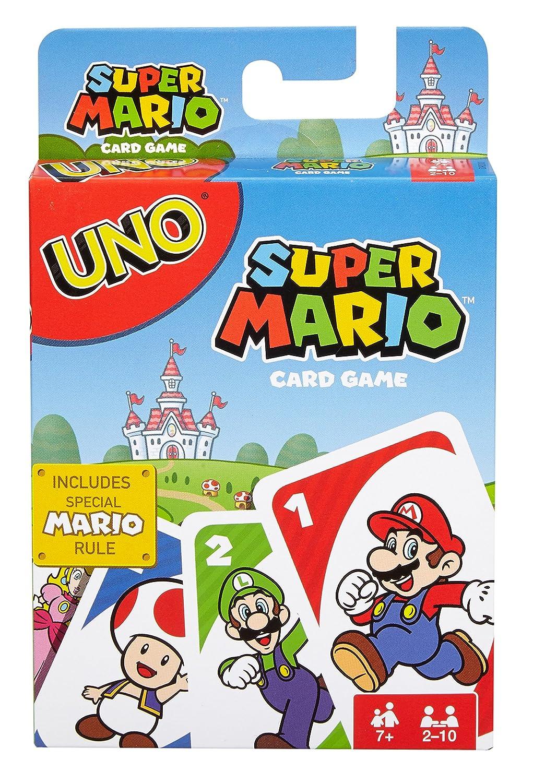 Uno Super Mario (Anleitung nur auf Japanisch): Amazon.de: Spielzeug