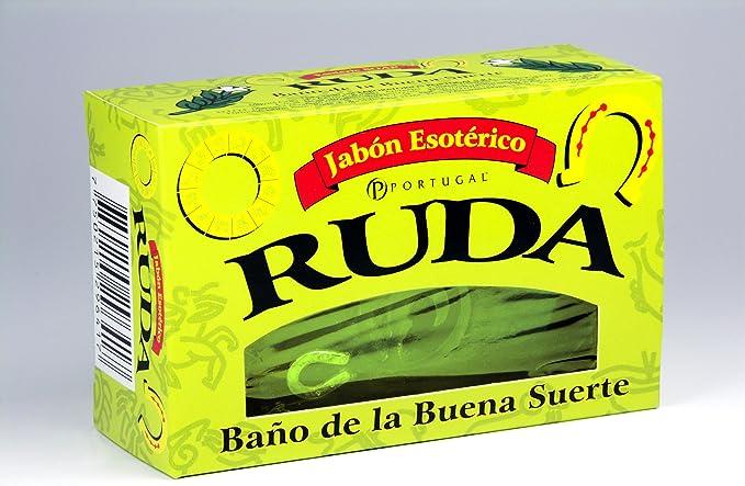 Jabon Ruda: Rue Soap by NS-Nuestra Salud-Discover True Health ...