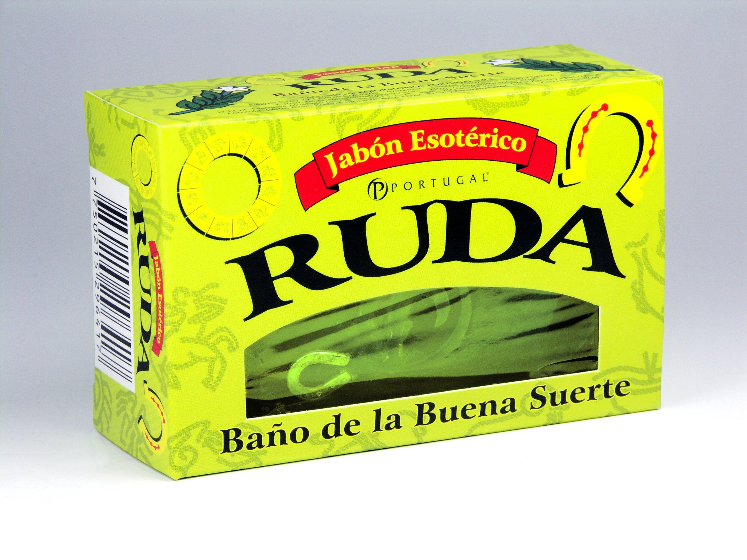 Jabon Ruda: Rue Soap 3-pack