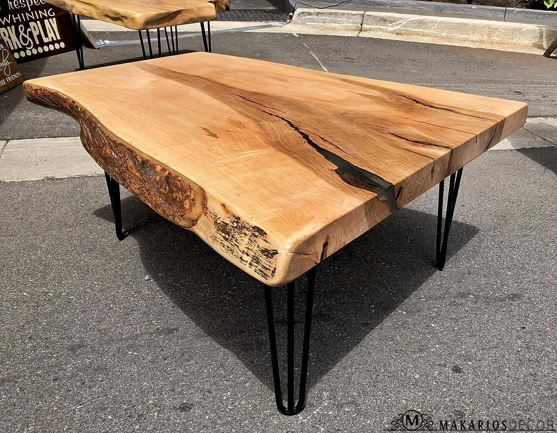 - Amazon.com: Live Edge, Live Edge Coffee Table, Live Edge Wood Slab