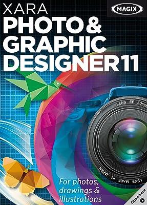MAGIX Xara Photo & Graphic Designer 11 Twister Parent