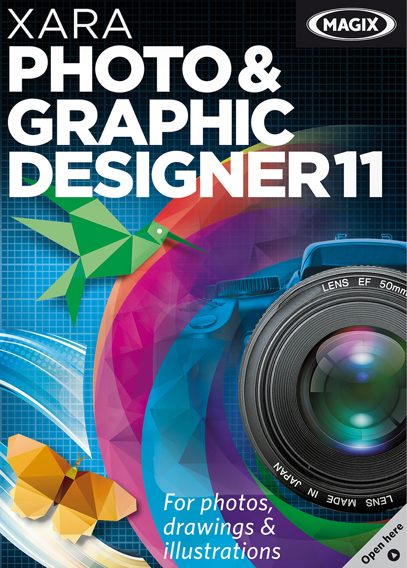 Xara Photo & Graphic Designer 11 [Download] by MAGIX