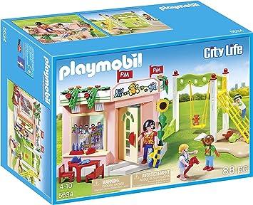 Playmobil 5634 Guardería - Juegos de construcción: Amazon.es: Juguetes y juegos