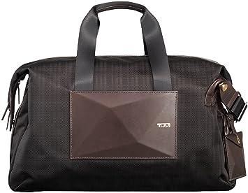 Tumi Luggage Dror Travel Satchel, Onyx, Medium: