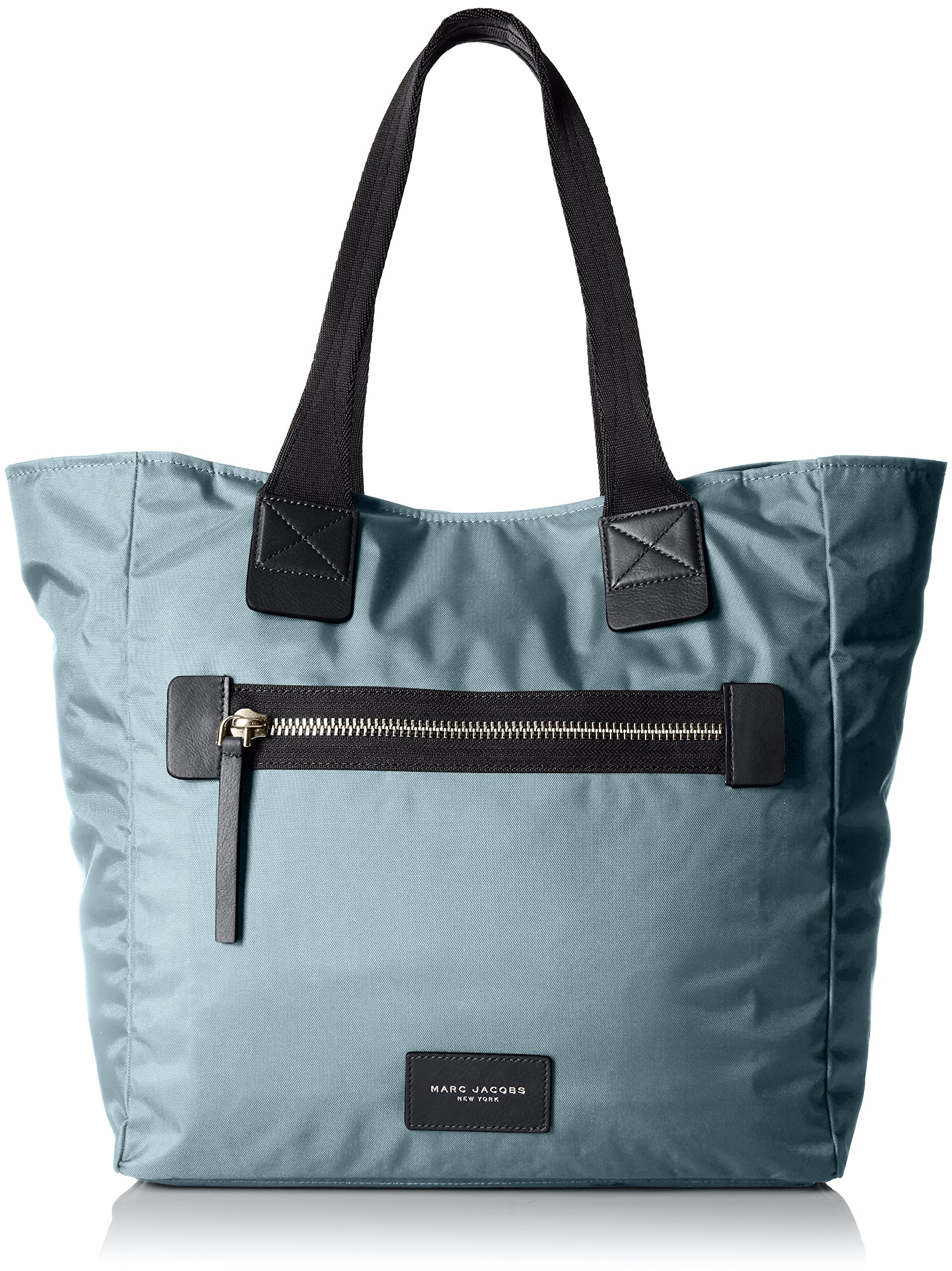 Marc Jacobs Women's Nylon Biker North/South Tote, Dolphin Blue by Marc Jacobs