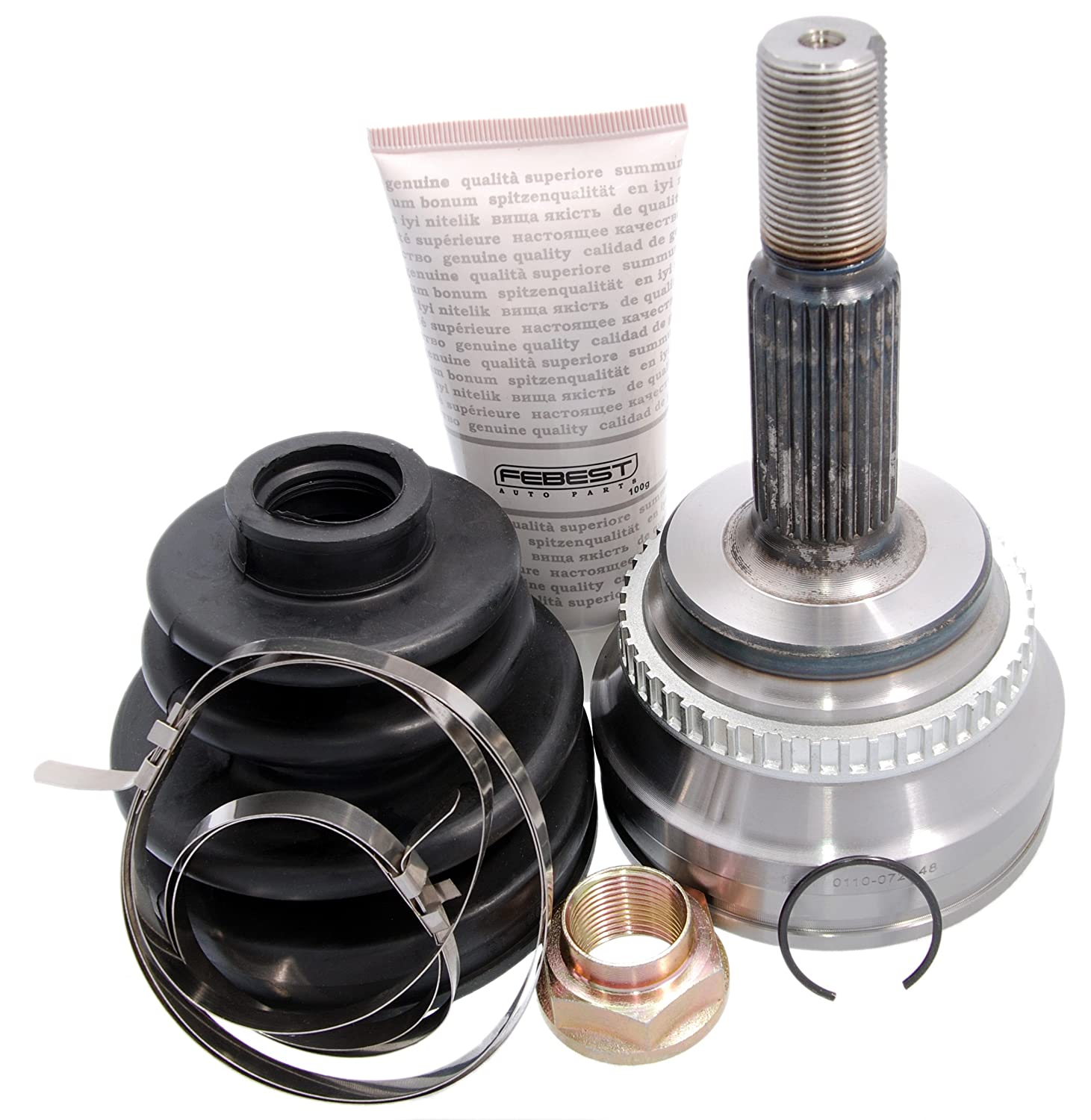 FEBEST 0110-072A48 Outer CV Joint