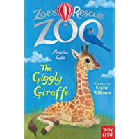 Zoe's Rescue Zoo: The Giggly Giraffe: 18