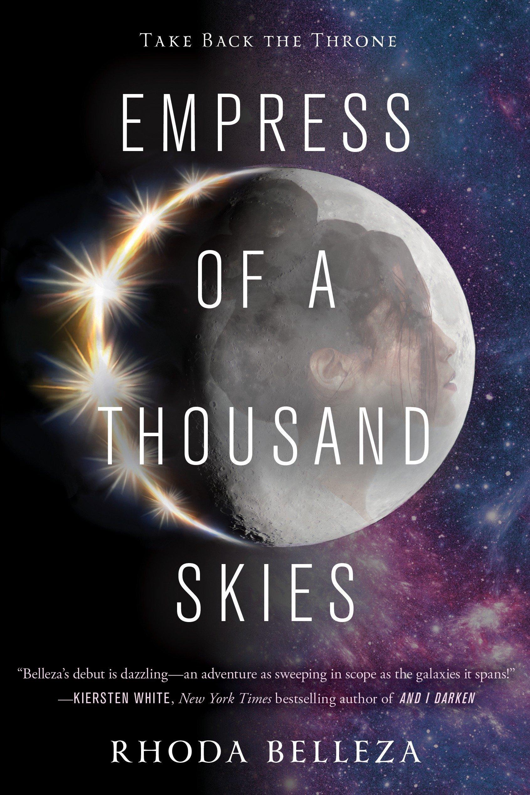 Empress of a Thousand Skies ebook