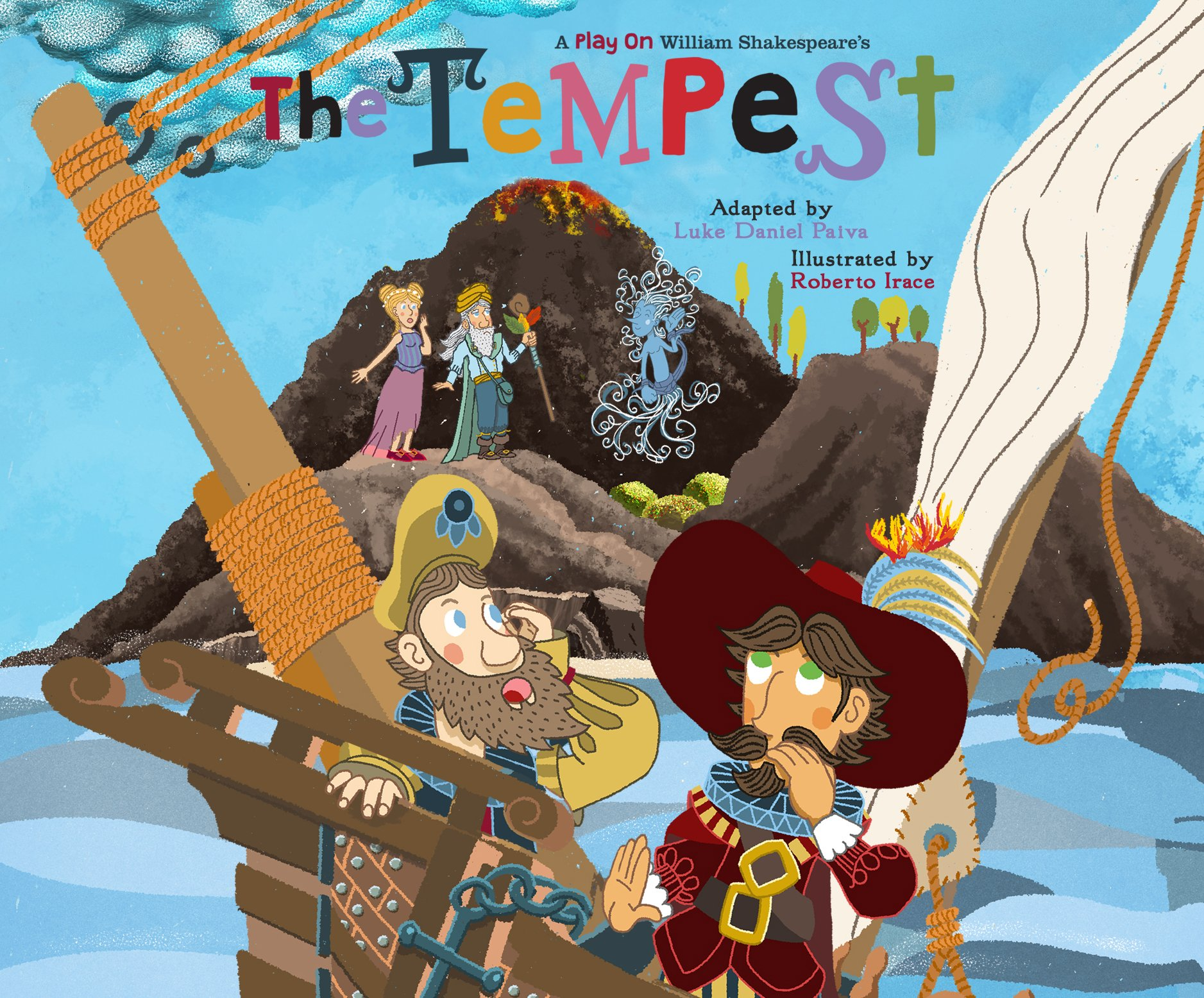 Download The Tempest: A Play on Shakespeare ebook