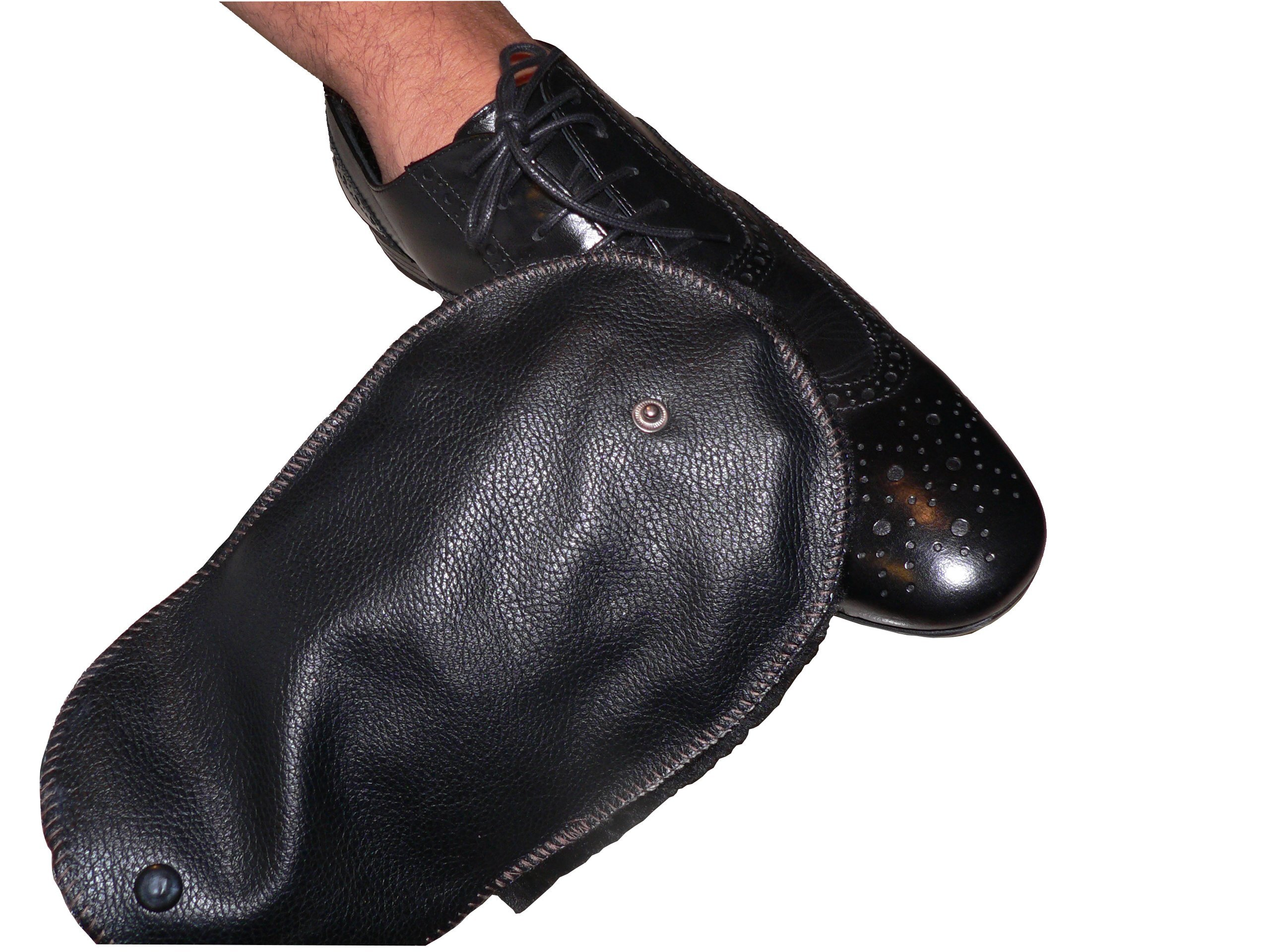 Shining, Buffing and Cleaning Glove for all Leather Products