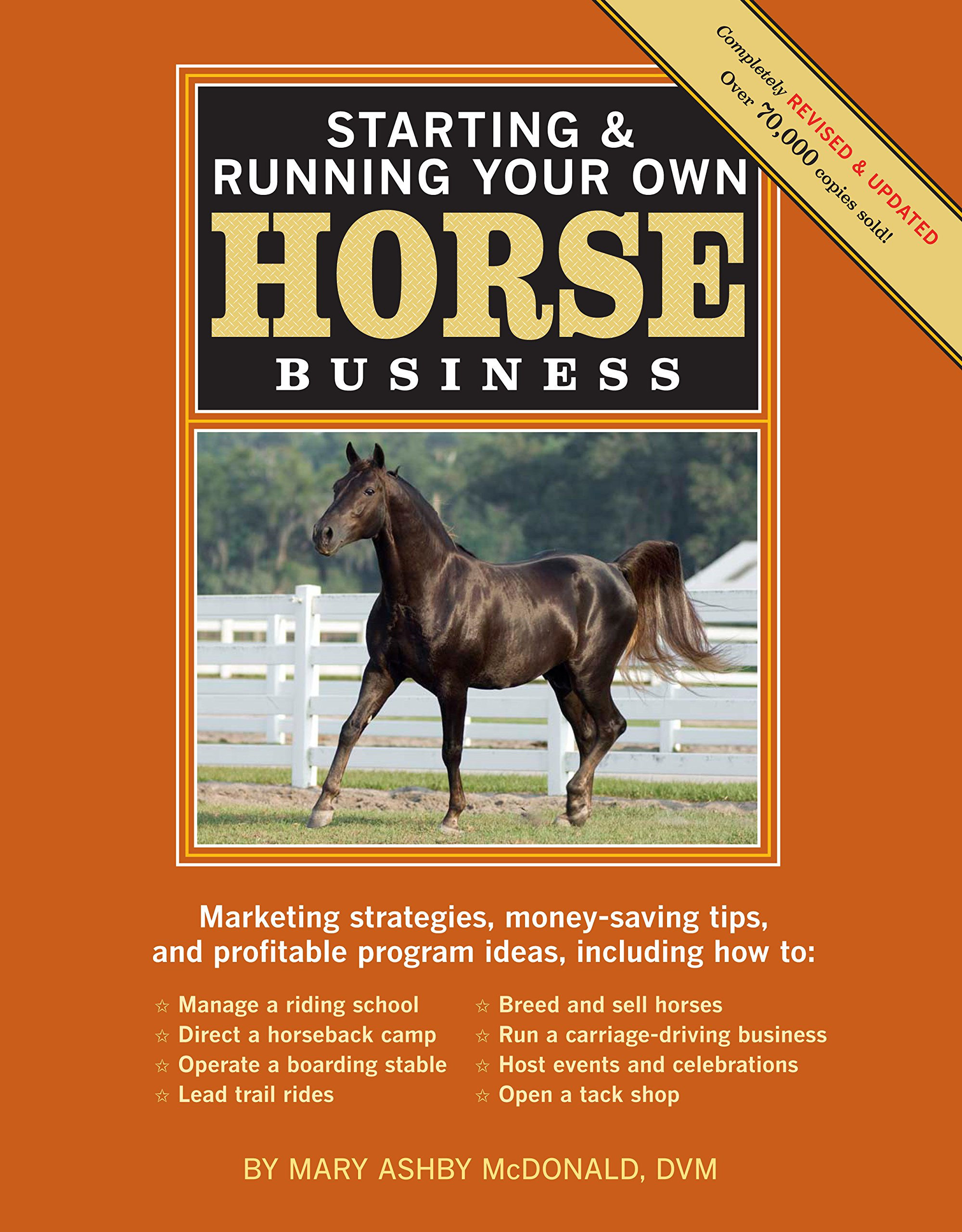 Starting & Running Your Own Horse Business, 2nd Edition: Marketing ...