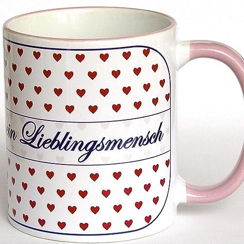 Lieblingsmensch Tasse Mein Lieblingsmensch Tasse Lieblingsmensch