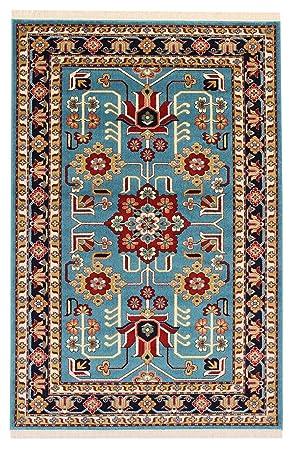 tapis persan mehraban bleu 170 x 120 cm x 56 x 39 m tapis - Tapis Persan Moderne