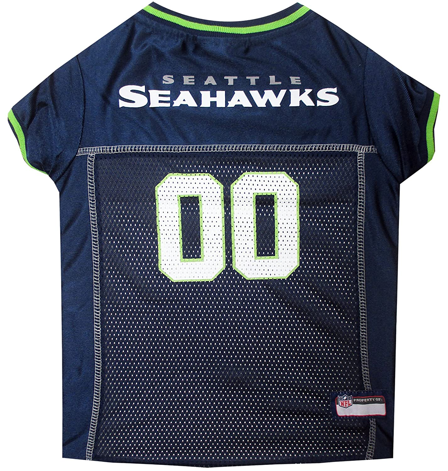 Amazon.com   NFL SEATTLE SEAHAWKS DOG Jersey 33404f1f6