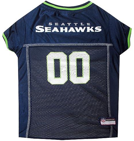 a8706fc8d Amazon.com   NFL SEATTLE SEAHAWKS DOG Jersey