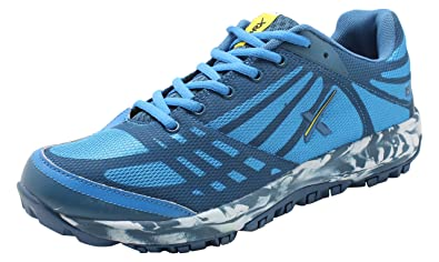 official photos 8d1ac 79d7d HRX Men's Blue Running Shoes - 10 UK: Buy Online at Low ...