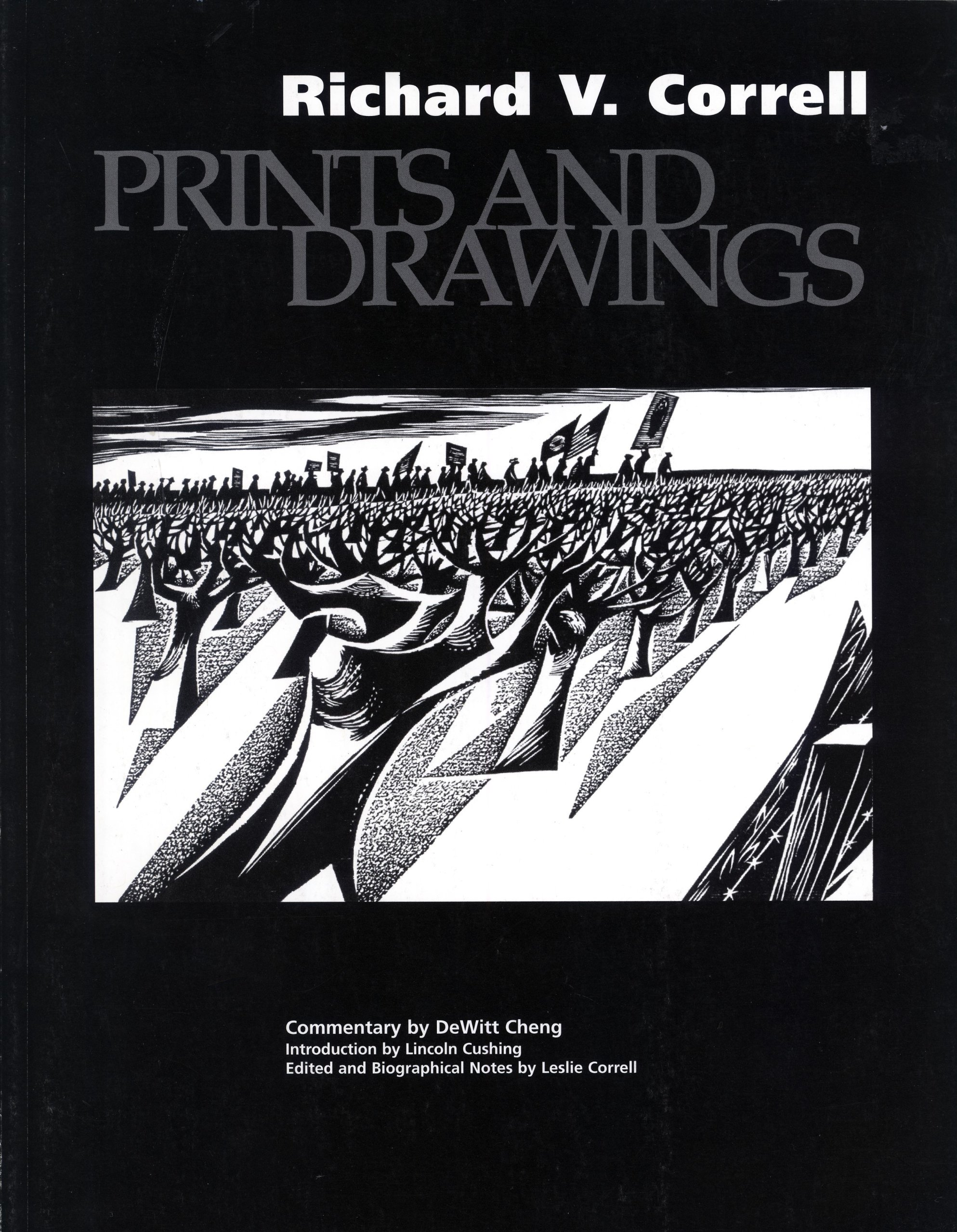 Richard V. Correll: Prints and Drawings PDF