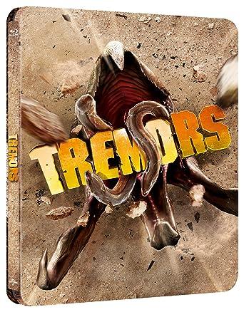 Tremors Steelbook Edizione Limitata Blu-Ray Italia Blu-ray ...