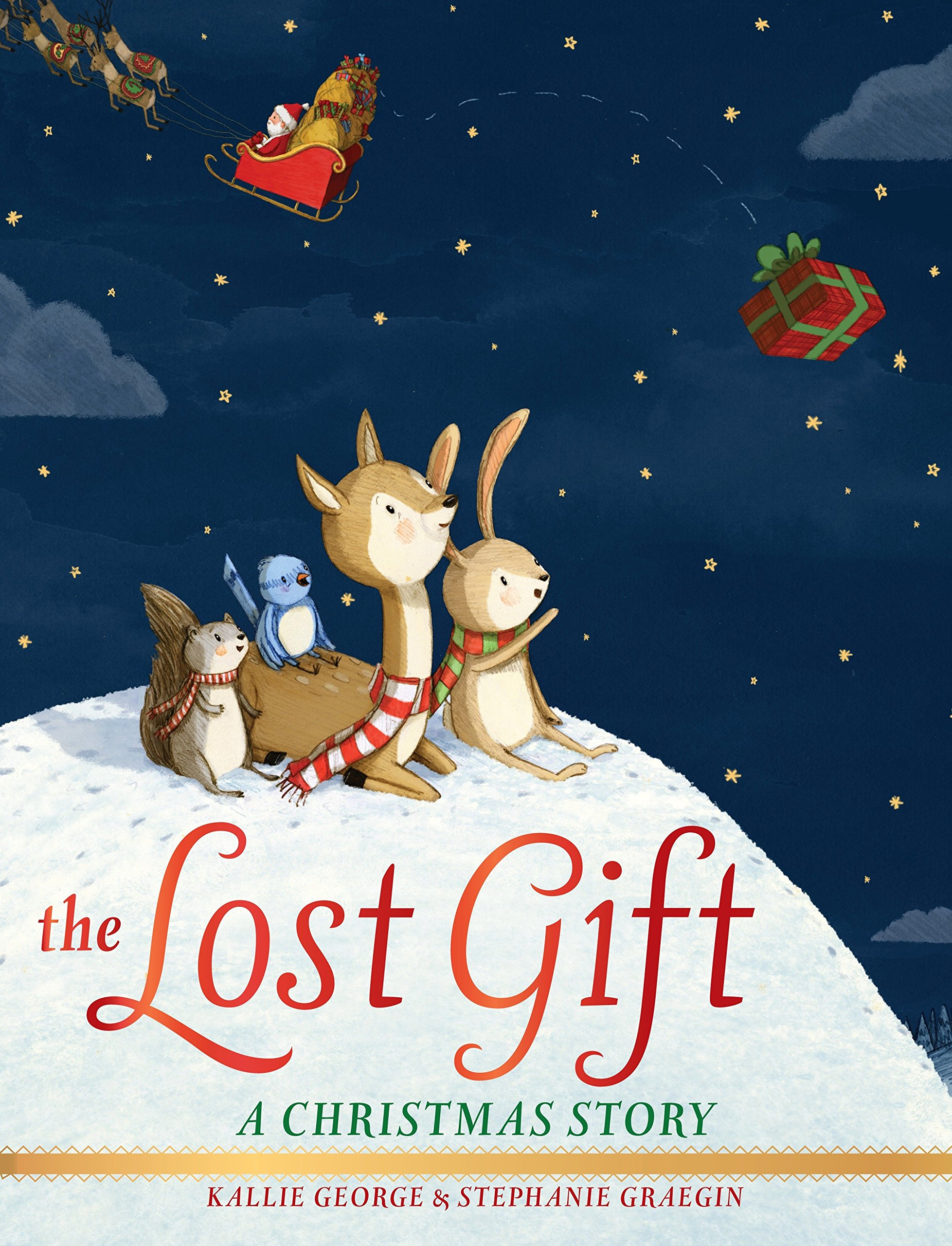 Download The Lost Gift: A Christmas Story pdf epub