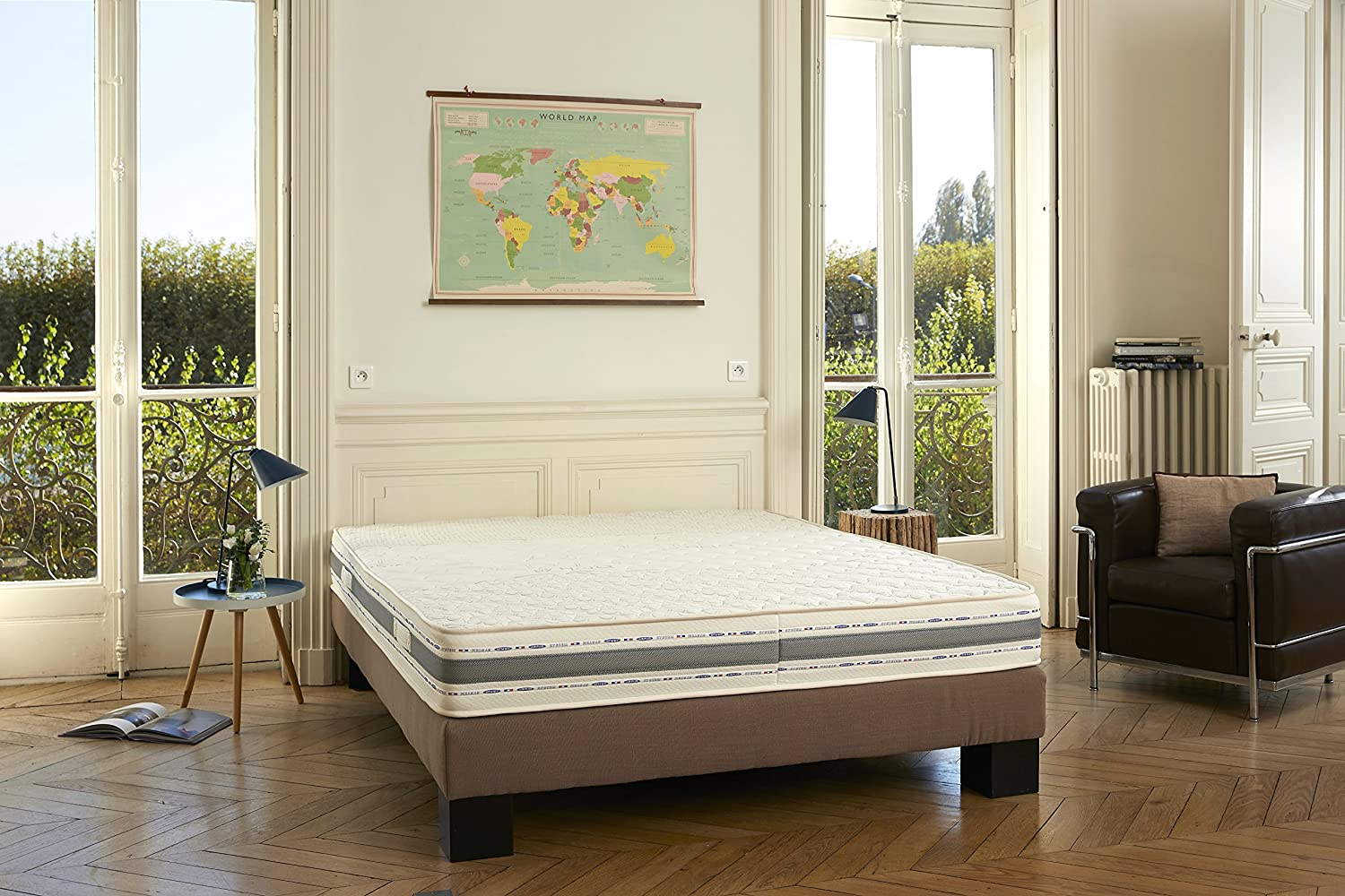 Matelas Services Premium Memory Mattress 140 X 190 Amazon