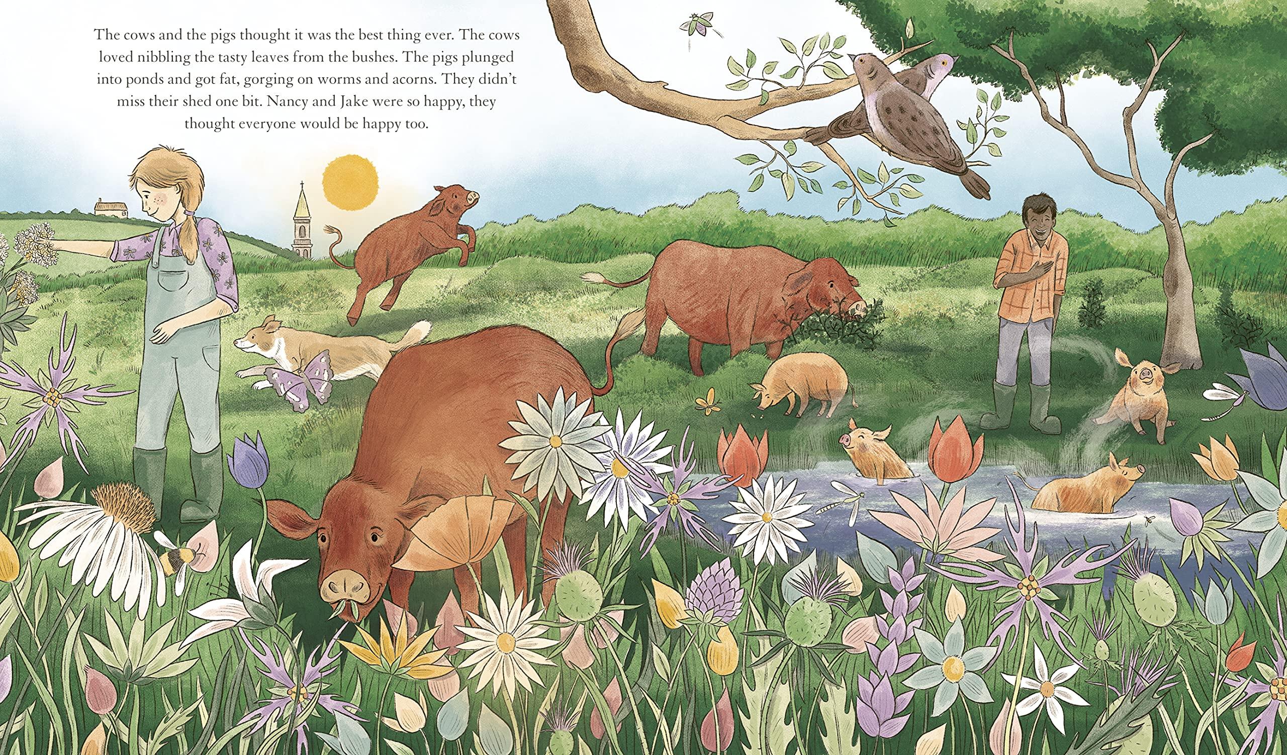 When We Went Wild: Tree, Isabella, Tee, Allira: 9780711262874: Amazon.com:  Books