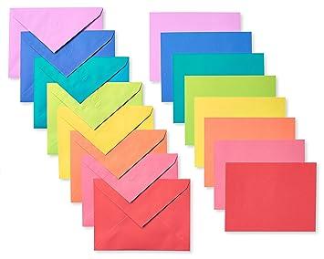 American greetings rainbow blank note cards and envelopes 200 count american greetings rainbow blank note cards and envelopes 200 count 5503990 m4hsunfo