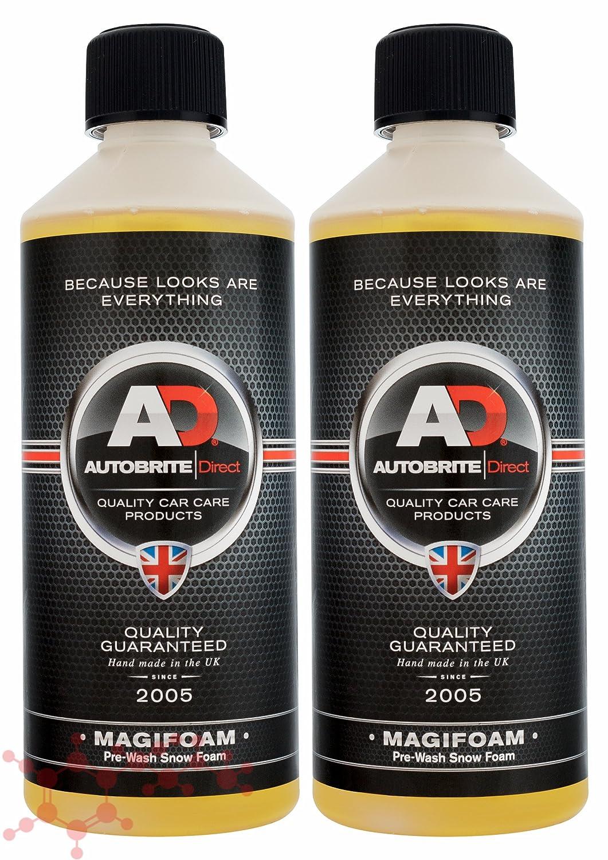 Autobrite Direct Magifoam Detergente Pre-trattante, 1 litro