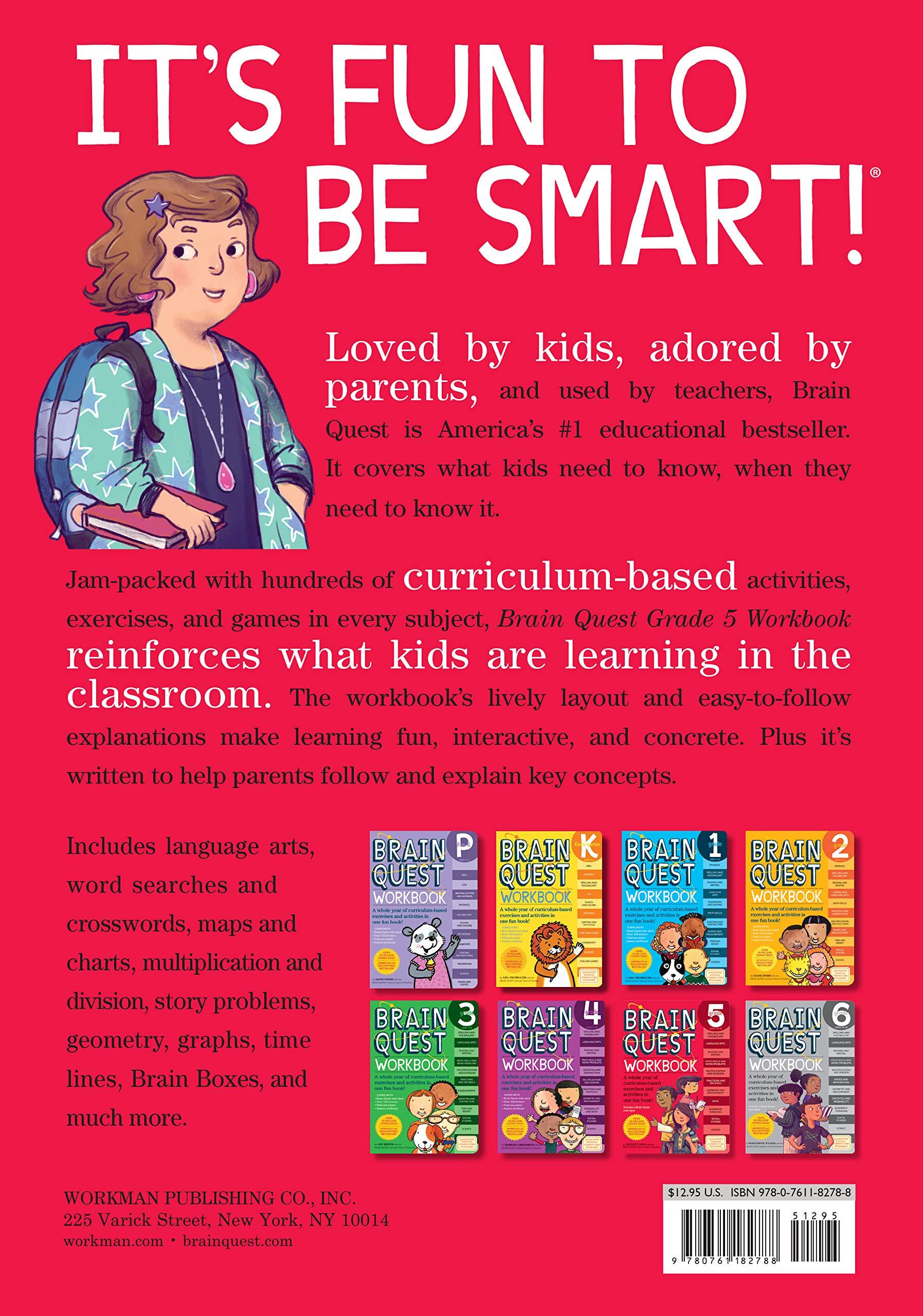 Brain Quest 3rd Edição Pré-escola