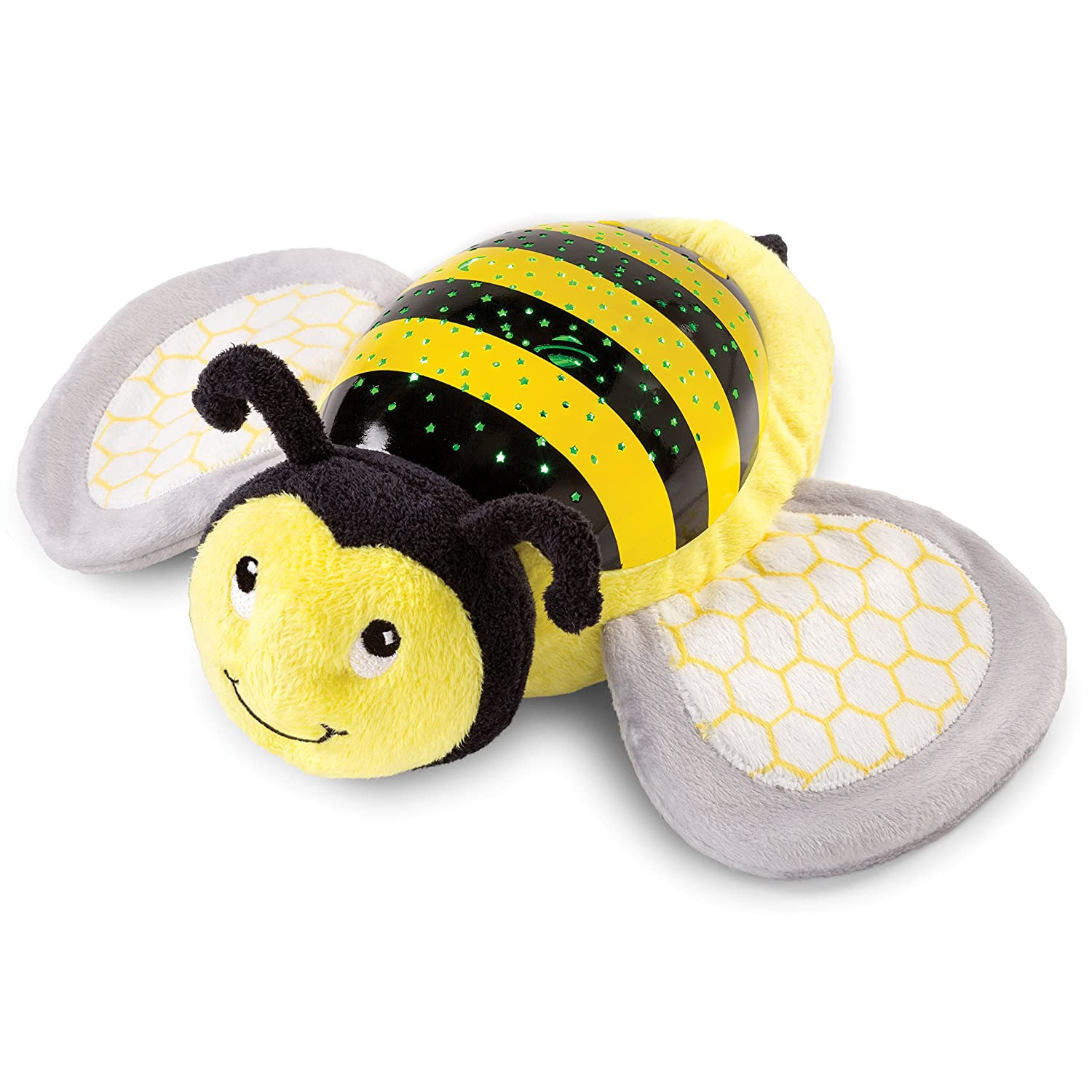 Summer Infant Slumber Buddies Bumble The Bee Peluche con luz de noche
