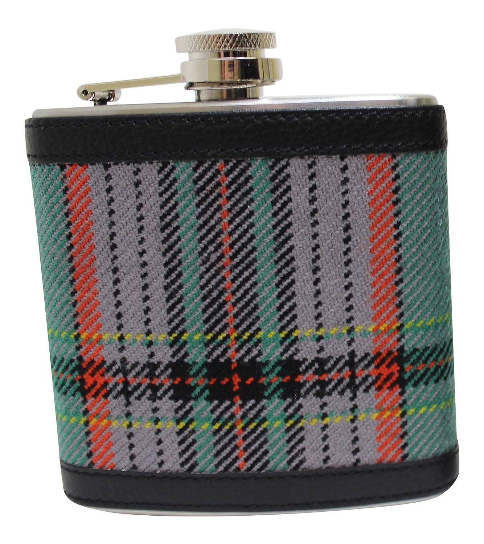 最安値に挑戦! 100 100 Wrapped % Scottish Tartan Wrapped 6オンスステンレススチールCaptive B0753C9C95 Topポケットヒップフラスコ – Craig B0753C9C95, オオヌマグン:936e3bc5 --- a0267596.xsph.ru