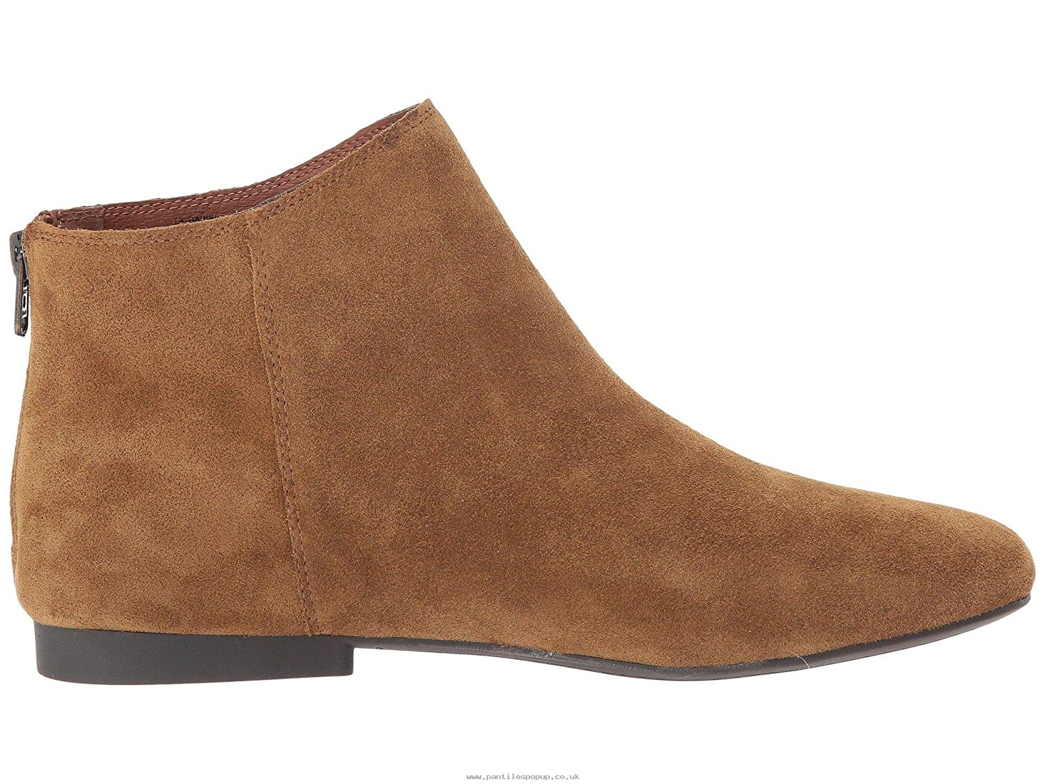 Lucky Brand Women's Gaines Ankle Boot B071CM5YPS 8 B(M) US Tapenade