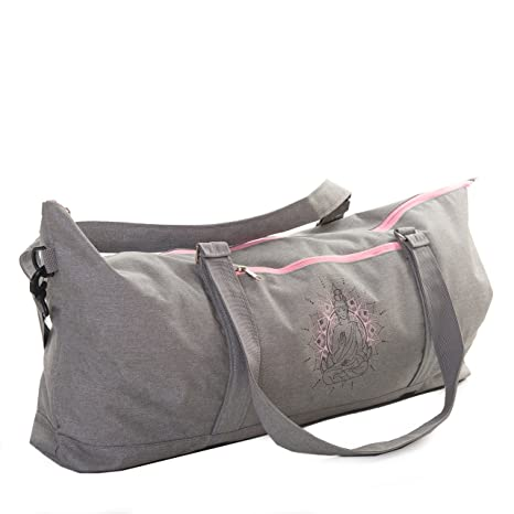 Waterproof Bag Tote with Adjustable Shoulder Strap for Gym Workout Yoga Mat Bags