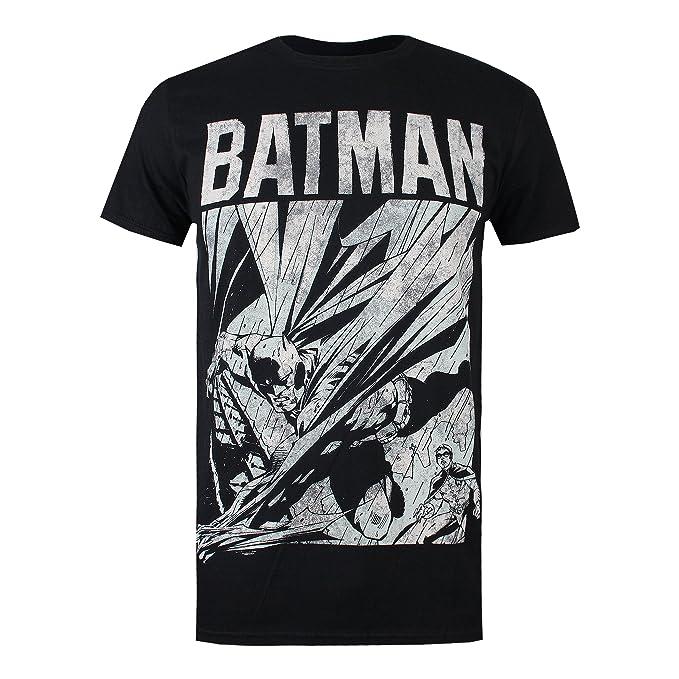 839c63b8b DC Comics Batman Fight Scene