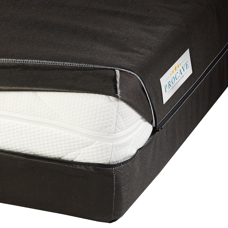 Matratzenbezug.de - Bolsa para guardar ropa de cama (con asas)
