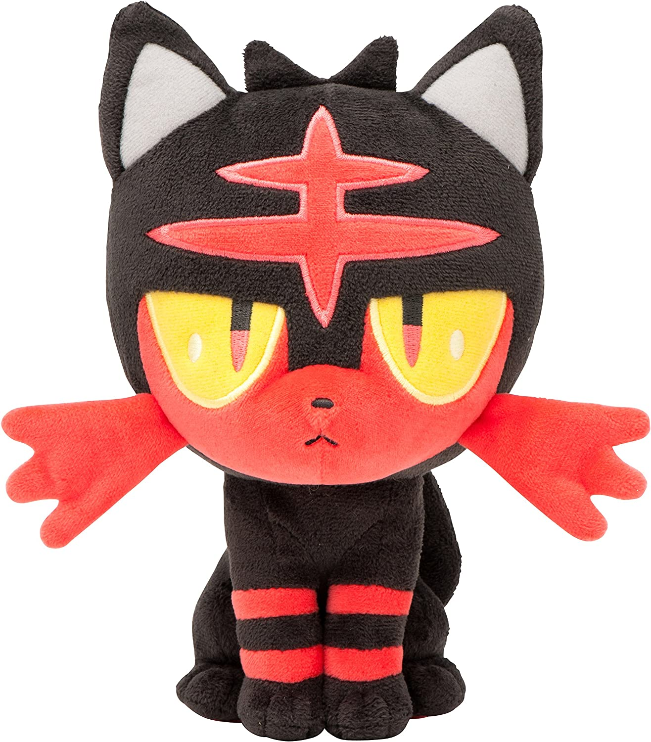 Pokemon Center Original Plush Doll pokemon time Mascot Litten JAPAN IMPORT