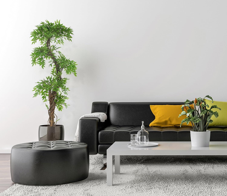 Amazon.com: Luxury Japanese Fruticosa Tree, Handmade Artificial ...