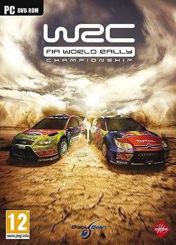 WRC: FIA World Rally Championship pc dvd-ის სურათის შედეგი