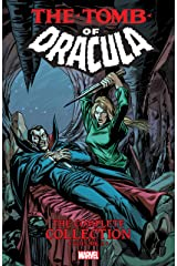 Tomb of Dracula: The Complete Collection Vol. 2 (Tomb of Dracula (1972-1979)) Kindle Edition