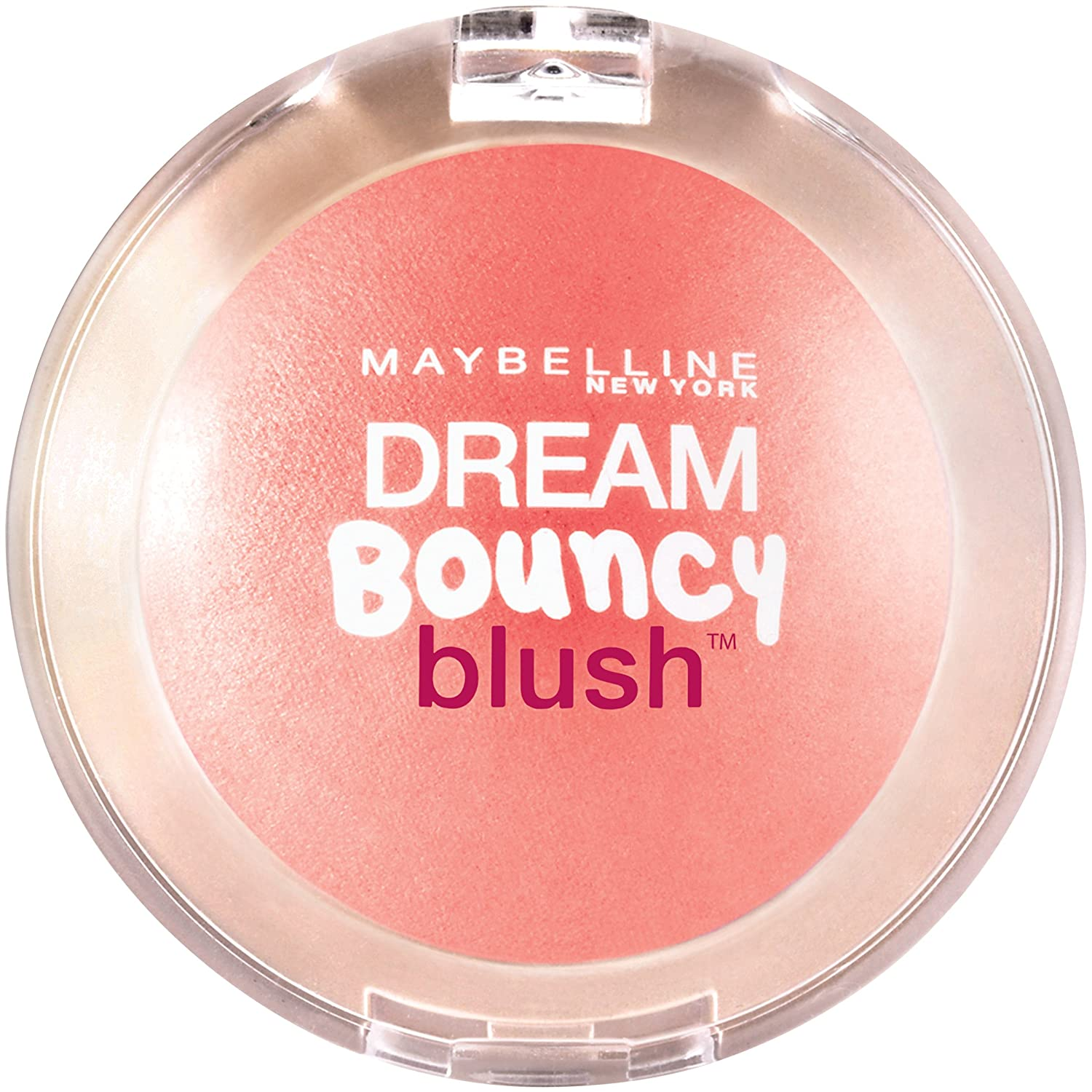 Maybelline New York Dream Bouncy Blush, Peach Satin, 0.19 Ounce