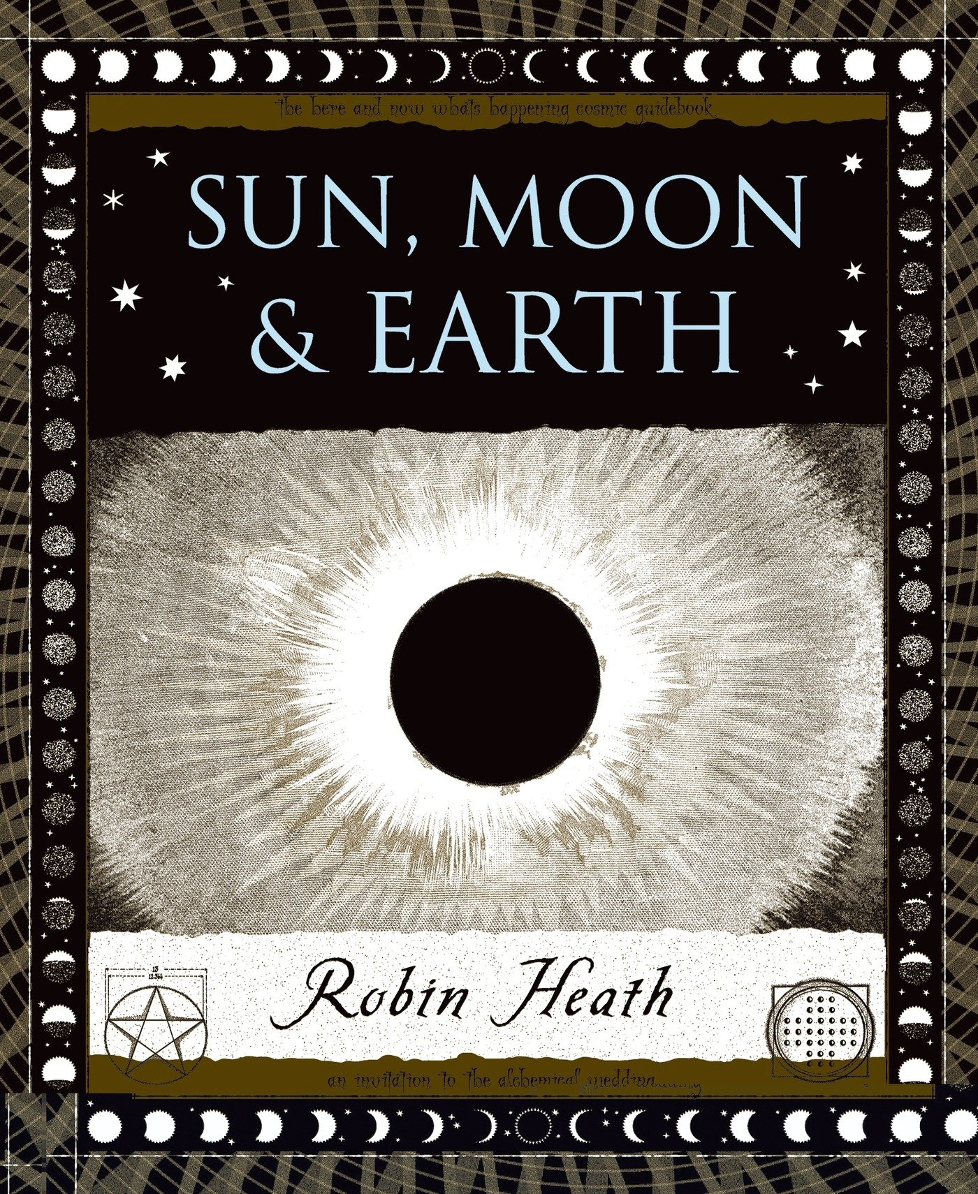 Image result for sun moon and earth robin